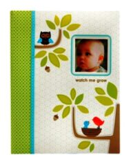 Carters-5-Year-Loose-Leaf-Memory-Book-Woodland-0